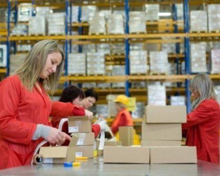 подработка упаковщицей для женщин в москве с ежедневной оплатой