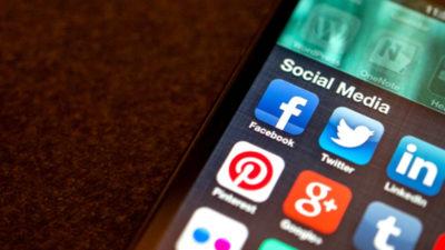 профили в социальных сетях