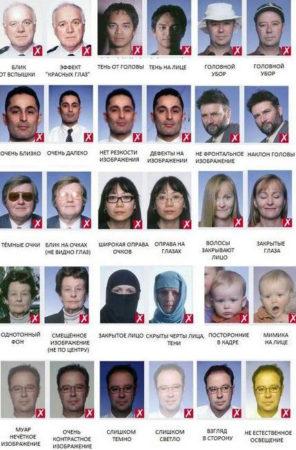 требования в РФ 2018 нового образца