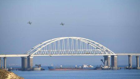 конфликт в азовском море фото