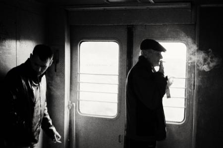 в поезде 2018