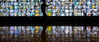переход на цифровое телевидение в России 2019